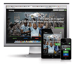 BetWay casino apparaten