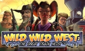 Wild Wild West the Great Train Heist actie van start