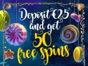 50 gratis spins in Klaver Casino
