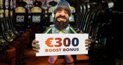Boost Bonus tot 300 euro in Oranje Casino