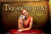 Treasure Hunt blackjack promotie in Kroon Casino