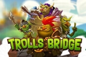 Trolls Bridge promotie in Kroon Casino