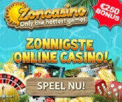 50 gratis spins in Zoncasino